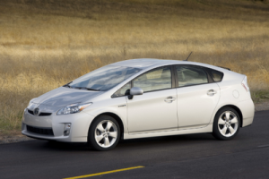 Kelley Blue Book 2010 Top 10 Green Cars