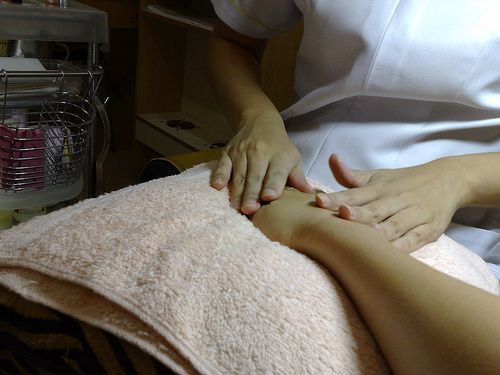 Relieve Stress from Blogging through Massage