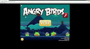 Angry Birds Flash Version Coming Soon