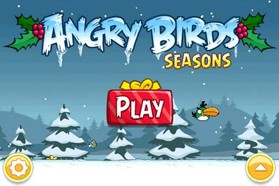 Angry Birds Seasons, the Game Christmas Edition for iPhone and iPad Available for Download