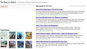 Google Instant Not Working? Well Try Bing's Realtime, a.k.a Real Live Search