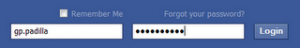 Login to Facebook Without Using Your Email Address as Username