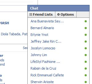 Facebook Chat Tip: Appear Offline to Specific/Selected Friends