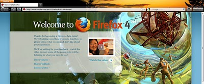 Firefox 4 Beta 1 Released | UI Looks Great in Windows 7