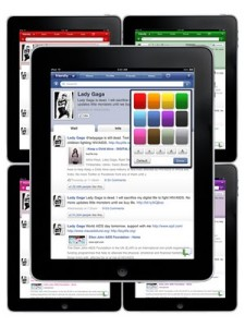Facebook Apps for iPad