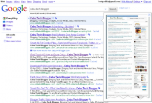 Google Let You Preview Webpages on SERP with Instant Previews