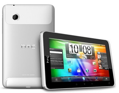 HTC Flyer Tablet, Run Android 2.4 Gingerbread Version!
