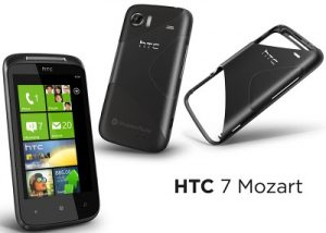 HTC 7 Mozart, Trophy Specs and Features Compared