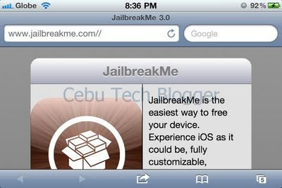 How to Jailbreak iOS 4.3.3 on iPad 1 and iPad 2 Using JailbreakMe 3.0