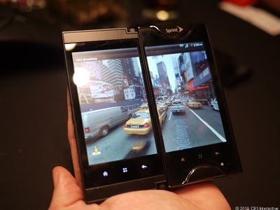 Kyocera Echo, First Dual-Touch Screen Android Smartphone: Check Out Specs and Photos