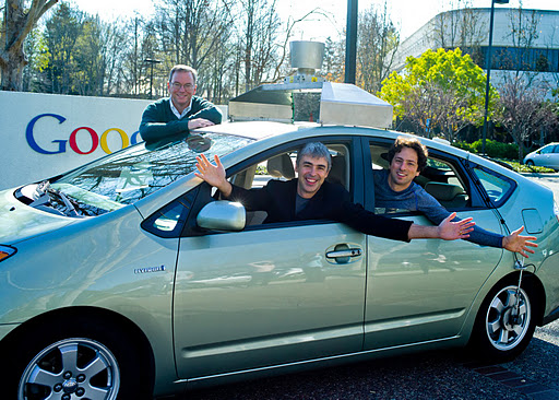 Larry Page is the New Google CEO, Eric Schmidt as Executive Chairman