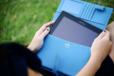 Made for PlayBook Accessories Are Awesome, yet Too Girly and a Bit Pricey