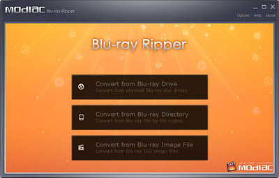 Download Blu-ray Ripper with Free License [Modiac Giveaway]