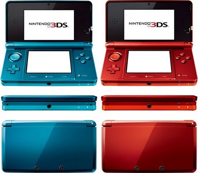 Nintendo 3DS to Hit Japan February 26th- Price, Specs and Features Revealed