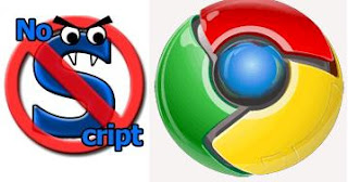 NoScript Add-on will be Available for Google Chrome v5.0.317.0