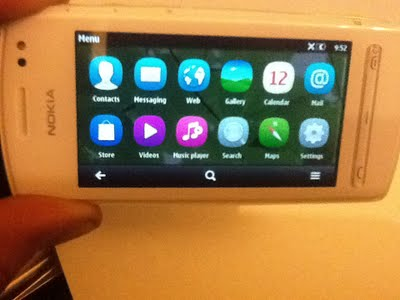 A Glimpse of What is Called Nokia N5
