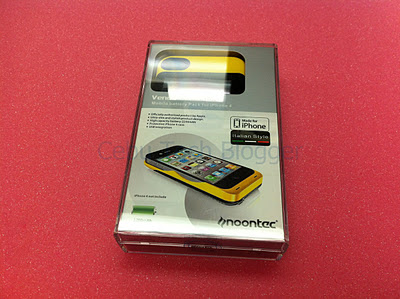 Review: Venus Mobile Battery Pack for iPhone 4 / 4S by Noontec
