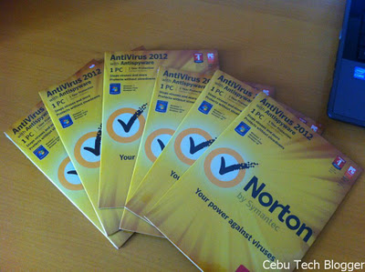 Giveaway: Norton Anti-Virus 2012 with Antispyware