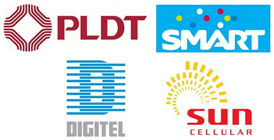 PLDT+Smart+Digitel+Sun+Cellular