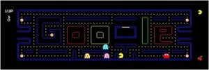 Play Pac-Man in Google!