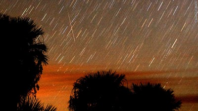 Perseid Meteor Shower Live Audio and Video Streaming – August 2010
