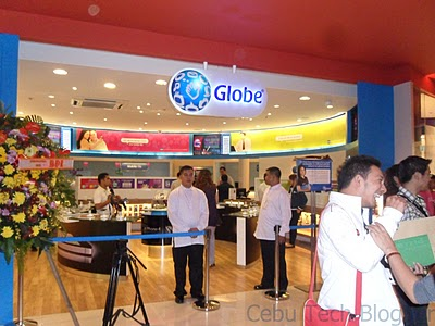 Globe Telecom Launches Concept Store at Ayala Center Cebu Active Zone