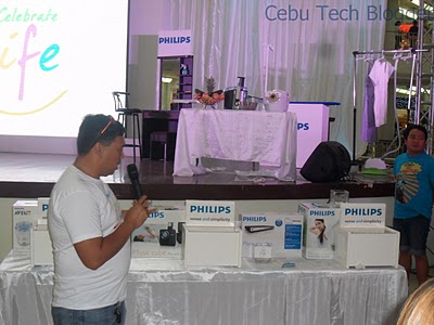 Philips Electronics Join Cebu City Sinulog 2011