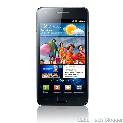 Samsung Galaxy S II (GT-I9100) Gets Official: Check Out Full Specs, Features, and Availability