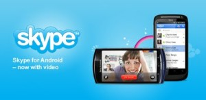 Skype for Android Now With Video Calling Support