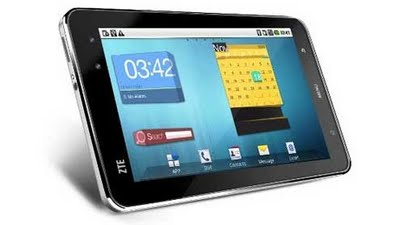 ZTE V9 is Android Froyo Tablet from Smart Communications, Only Costs Php 12, 795
