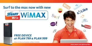 Smart Bro WiMax now Available in the Philippines