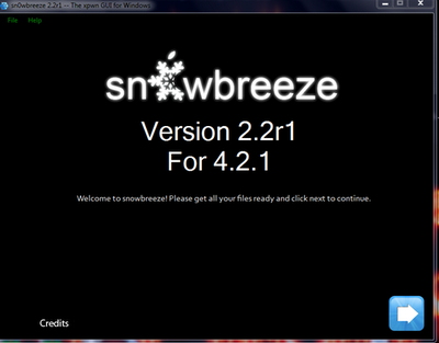 Sn0wbreeze 2.2 Coming Soon…Upgrade iPhone 4, 3GS, and 3G to Custom iOS 4.2.1 Firmware with Unlockable Baseband