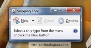 Inside Windows 7 Snipping Tool