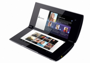 Sony Tablet P is a 4G Tablet with NVIDIA Tegra 2 Chipset