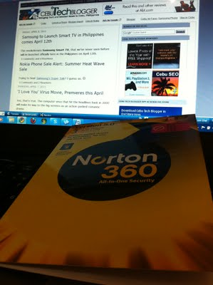 Norton 360 Version 5.0 Unpacked