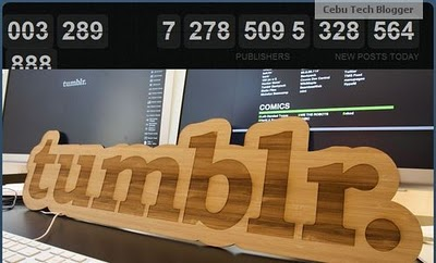 Tumblr hit the One Billion Posts Milestone