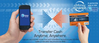 UnionBank and Globe GCash Partnered for eMoney XChange