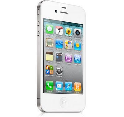 White iPhone 4 Philippines, Price and Availability
