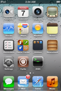 iOS 5 Jailbreak Works in no time!