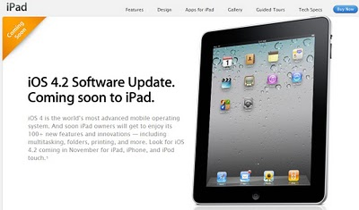 iOS 4.2 is coming; Here is What You need to Know – Dev Team