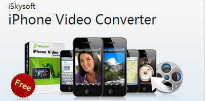 Free iPhone Video Converter for Mac and Windows from iSkysoft