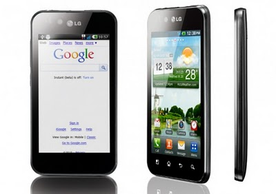 LG Optimus Black, Flaunt NOVA Display on Android – the Slimmest Smartphone?