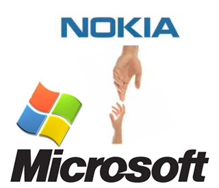 Nokia Handsets to Run Microsoft's Windows Phone 7 OS