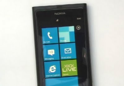 "Nokia Windows Phone 7 ""Sea Ray"" Leaked [Video]"