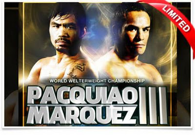 Pacquiao vs Marquez 3 Video Replay Download Hits Torrent Sites
