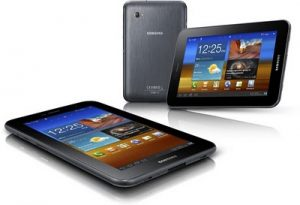 Samsung Galaxy Tab 7.0 Plus Packs 1.2GHz CPU, PLS Display, and Honeycomb