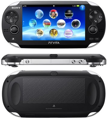 Sony PlayStation Vita: Official Specs, Features, Photos, Prices and Availability Announced!