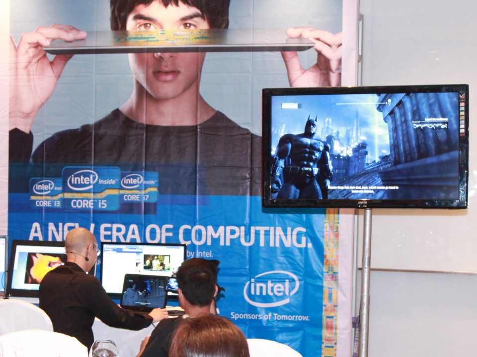 Intel Launches Ivy Bridge Processors in Cebu