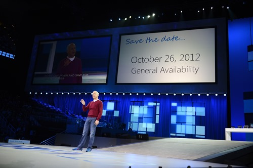 Windows 8 Official Release Date Confirmed, October 26, 2012!