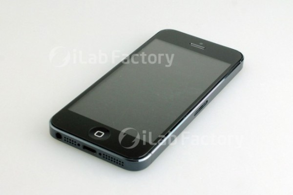 iPhone 5 Front Design